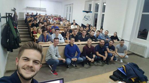Echipa asio oradea asociatia studentilor ingineri oradea 2