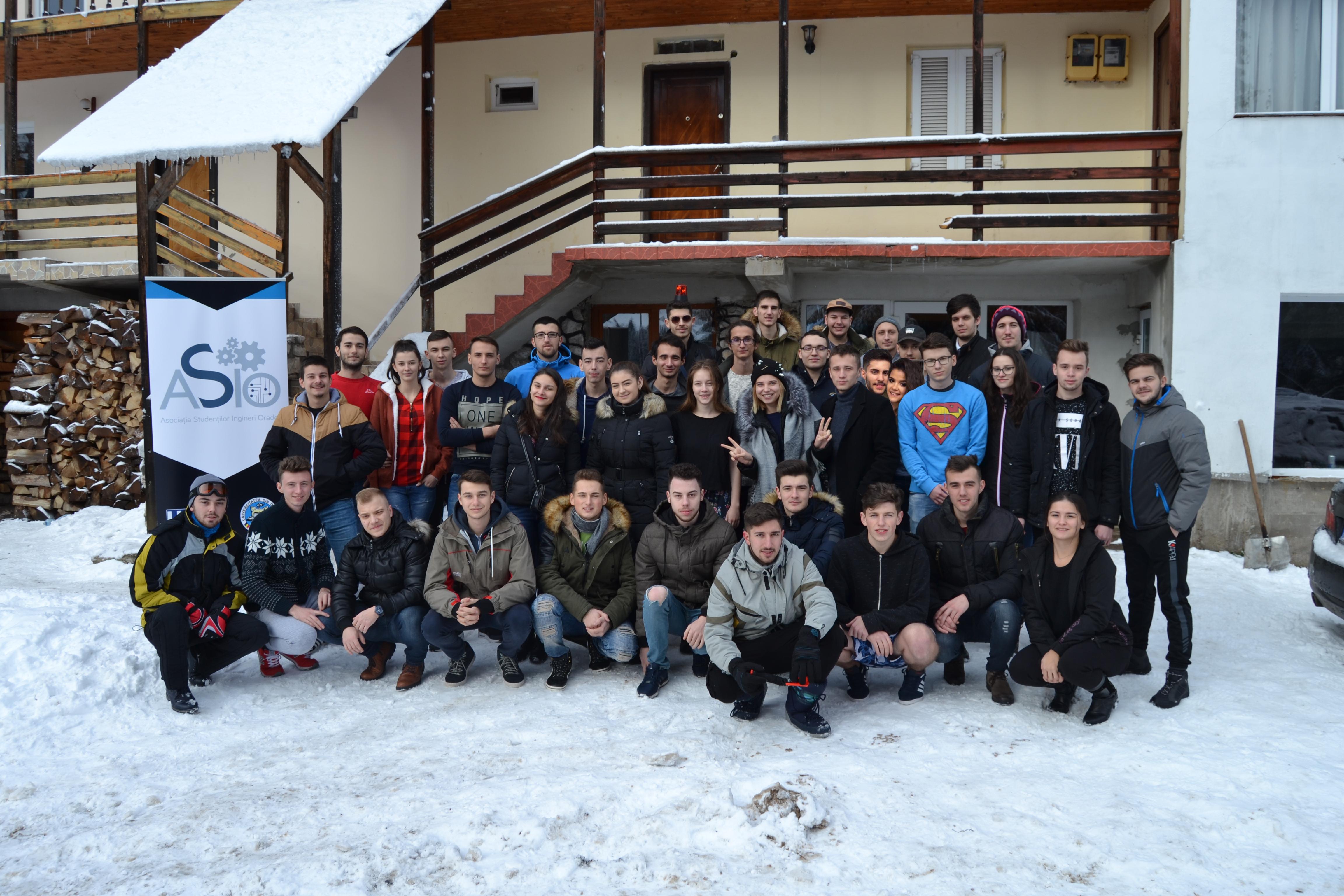 Teambuilding Arieșeni Decembrie 2017