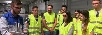 Vizita fabricii Eberspaecher